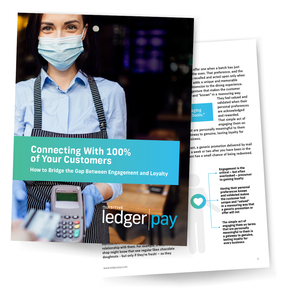 how to bridge the gap between engagement and loyalty ledgerpay ebook